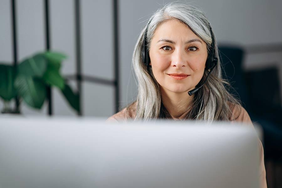 Older agents, better service?